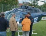 Helikopter Menschen