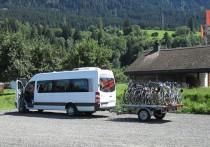 Bus Anhänger Fahrräder